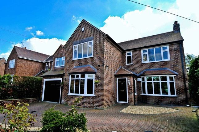 Thumbnail Detached house to rent in Greetby Hill, Ormskirk