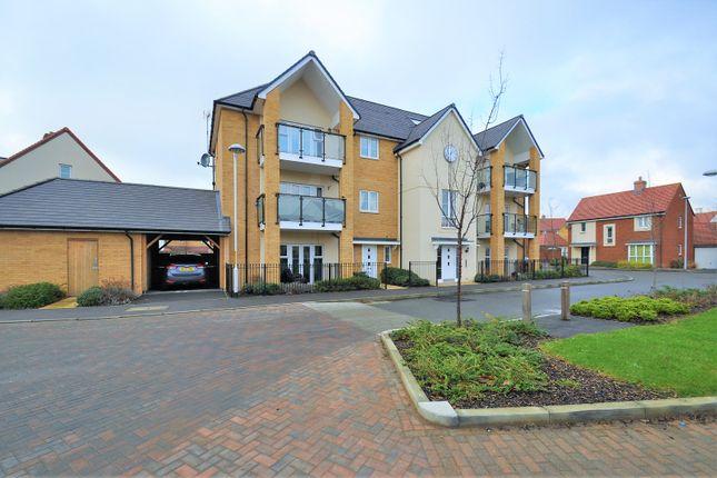 Thumbnail Flat to rent in Ronald Eastwood Row, Ashford, Kent