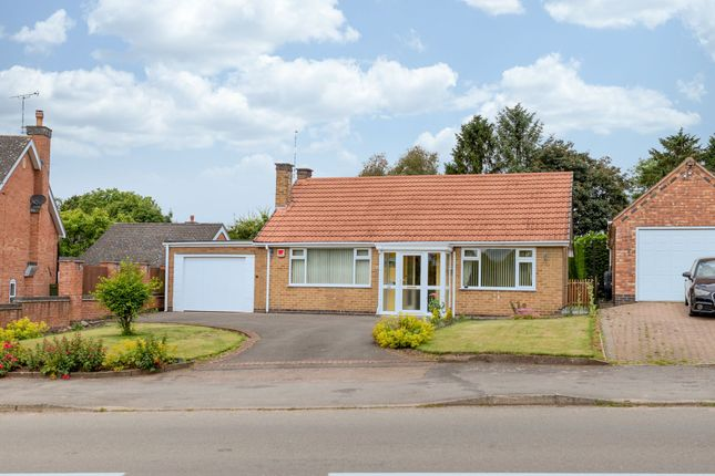 Thumbnail Bungalow for sale in Main Street, Peckleton