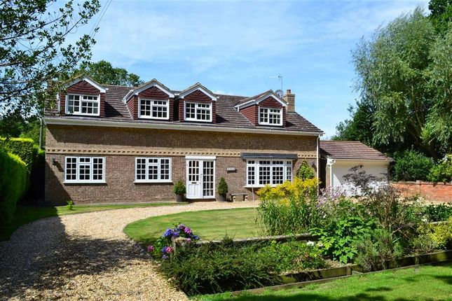 Thumbnail Detached house for sale in Wolverton Common, Hampshire