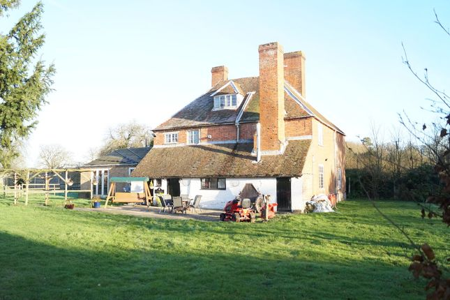 Thumbnail Detached house for sale in Stratfield Turgis, Hook