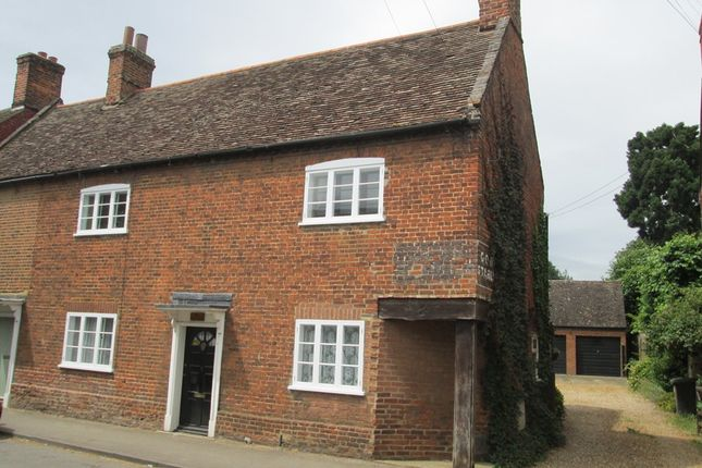 Thumbnail Semi-detached house for sale in King Street, Potton