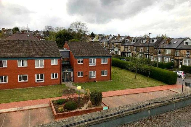Roof Terrace of Lydgate House, Lydgate Lane, Sheffield S10