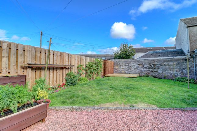 Communal Garden of Trongate, Stonehouse, Larkhall ML9
