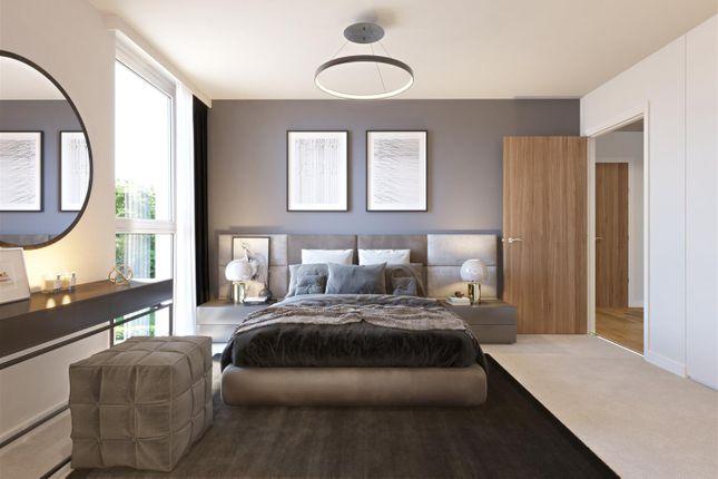 Example Bedroom of Plot 14, The Dice, St Andrew's Park, Uxbridge UB10