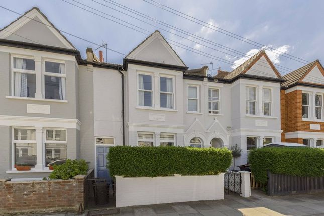 Thumbnail Terraced house to rent in Strathville Road, London