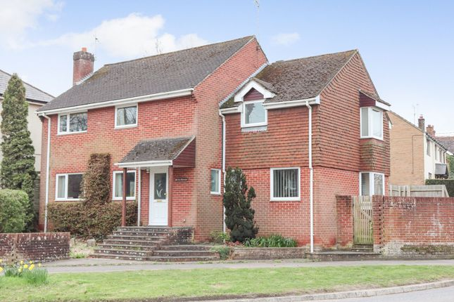 Thumbnail Detached house for sale in Coppice Hill, Bishops Waltham, Southampton