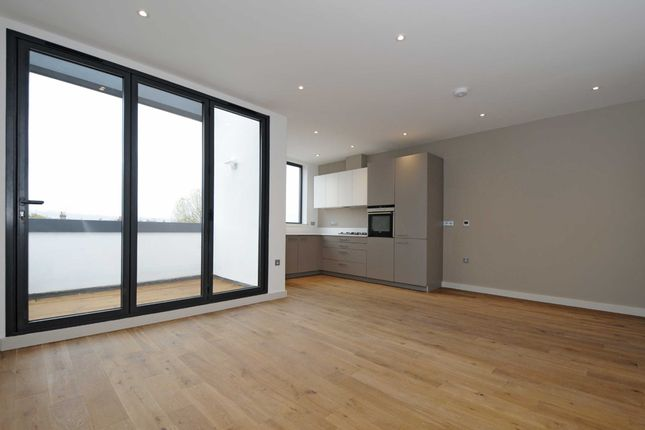 Thumbnail Flat to rent in Kimberley Road, Queens Park, London