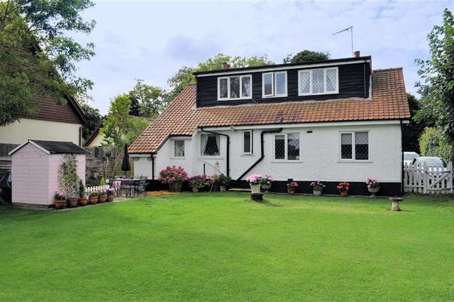 Thumbnail Detached house for sale in Old Ferry Drive, Wraysbury, Berkshire