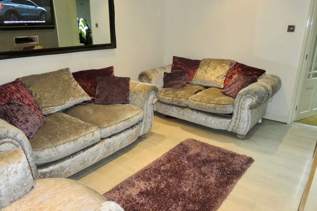 Lounge of Rockcliffe Path, Chapelhall, Airdrie ML6