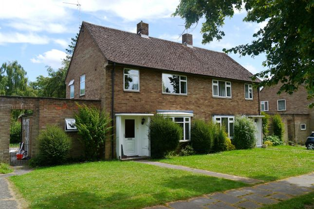 Thumbnail Semi-detached house to rent in Oxford Road, Abingdon-On-Thames