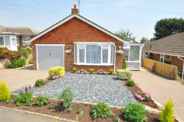 Thumbnail Bungalow for sale in Millham Close, Bexhill-On-Sea