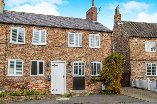 Thumbnail Cottage for sale in Westfield Road, Tockwith, York