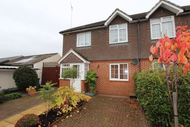 Thumbnail Semi-detached house for sale in Parsons Close, Sutton