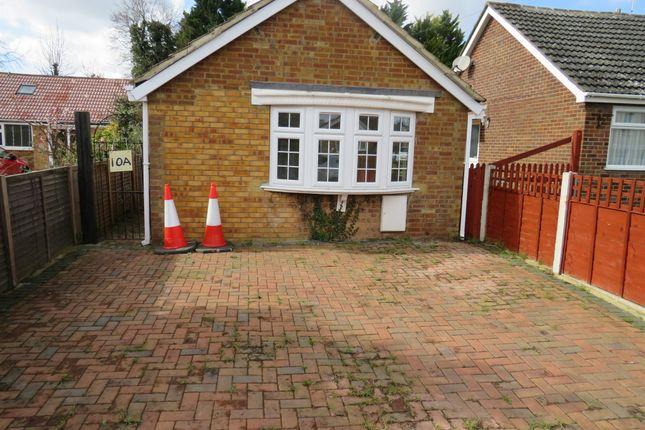 Thumbnail Detached bungalow for sale in Dunstable Road, Houghton Regis, Dunstable