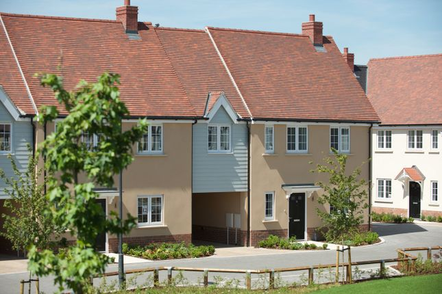 Thumbnail End terrace house for sale in Berryfield Close, Tiptree