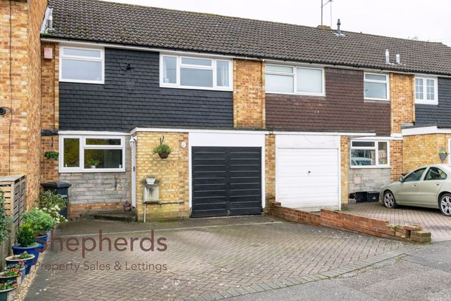 Thumbnail Terraced house for sale in Robsons Close, Cheshunt, Hertfordshire