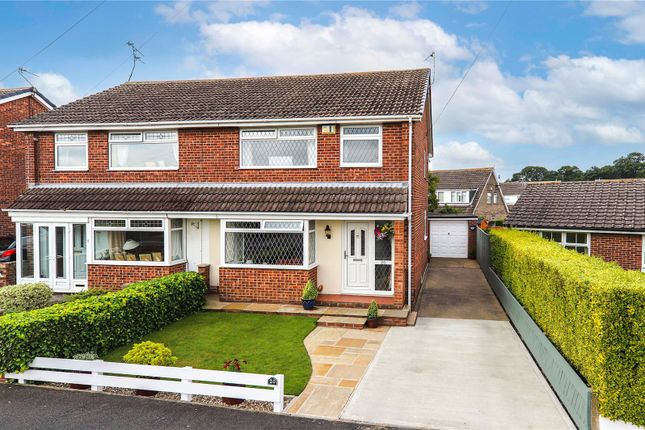 3 bed semi-detached house for sale in Hall Road, Sproatley, Hull HU11