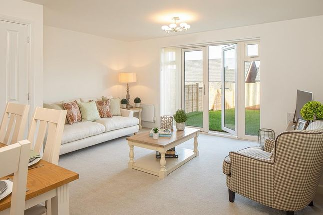 """3 bed terraced house for sale in """"Arley"""" at St. Georges Way, Newport PO30"""