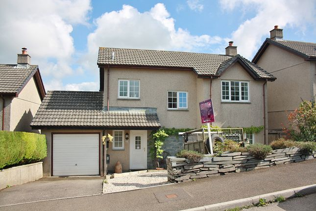 Thumbnail Detached house to rent in Mayna Parc, Petherwin Gate