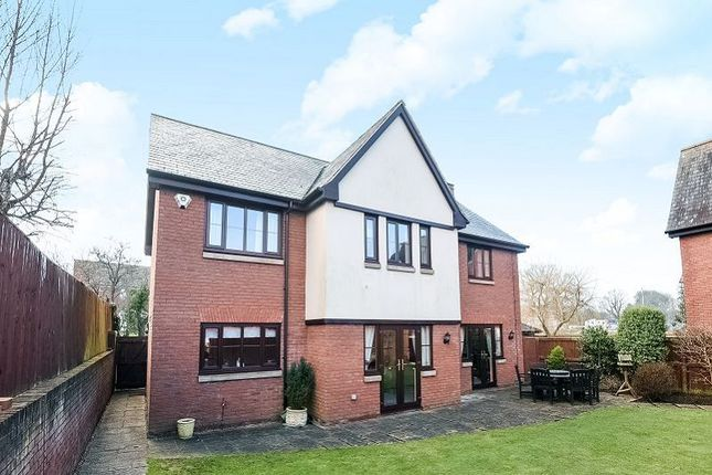 Thumbnail Detached house for sale in Old Rydon Ley, Exeter