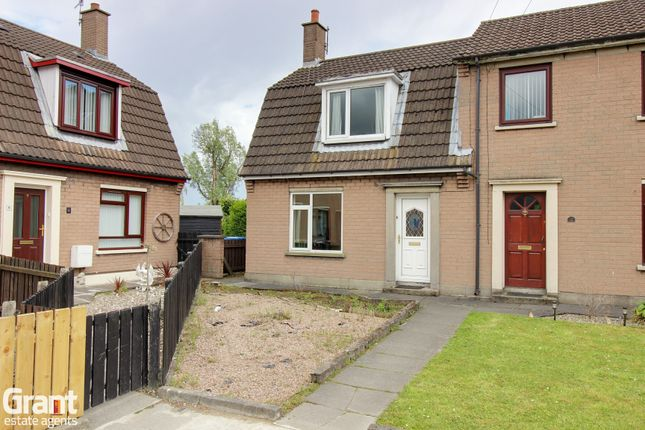 Thumbnail Terraced house for sale in Lisleen Place, Newtownards