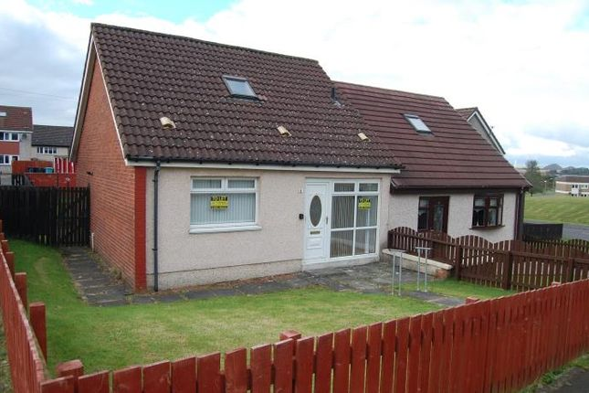 Thumbnail Bungalow to rent in Morar Way, Shotts