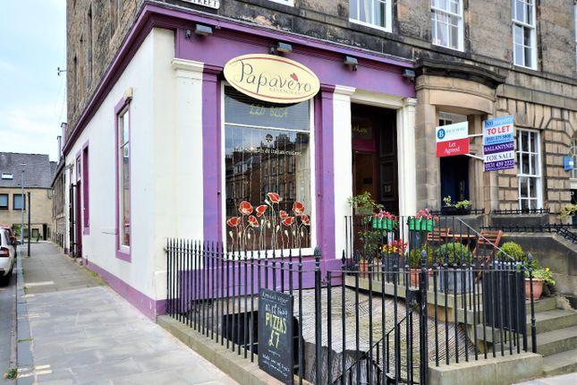 Thumbnail Restaurant/cafe to let in Howe Street, Edinburgh