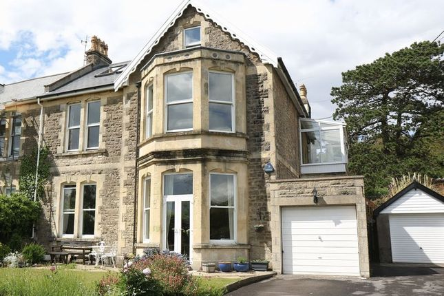 Thumbnail Flat for sale in Edgehill Road, Clevedon