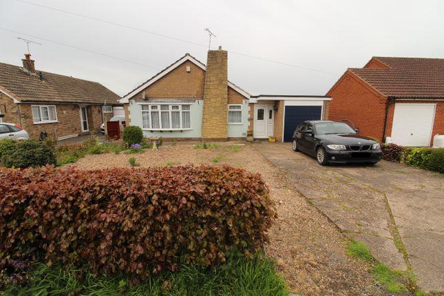 Thumbnail Detached bungalow for sale in Morton Road, Laughton, Gainsborough