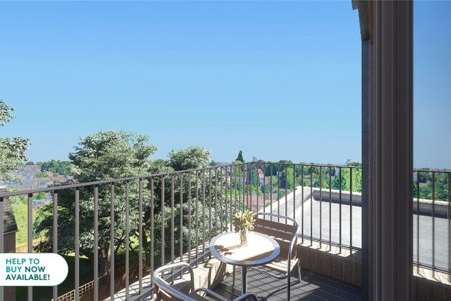 Thumbnail Flat for sale in 109 Forest Road, Leytonstone, London