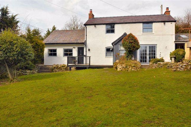Thumbnail Cottage for sale in Cefn Road, Cilcain, Flintshire