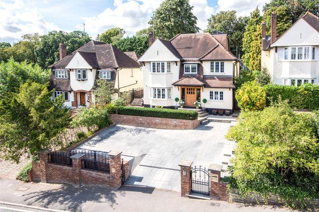 Thumbnail Detached house for sale in Yester Road, Chislehurst