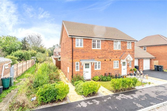 2 bed semi-detached house for sale in West Brook View, Emsworth, Hampshire PO10