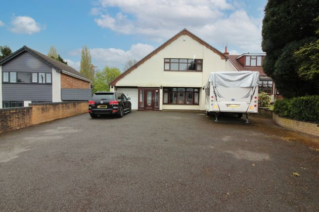 3 bed detached house for sale in Lichfield Road, Willenhall WV12