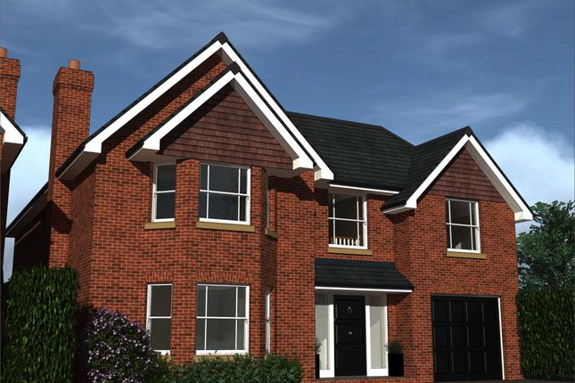 Plot 2 Cgi of Nine Mile Ride, Finchampstead, Wokingham, Berkshire RG40