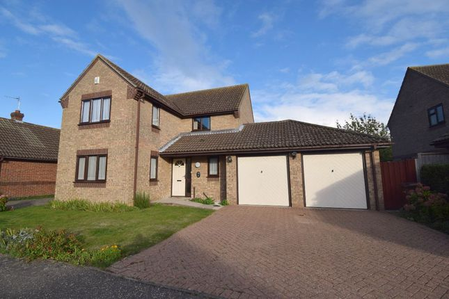 4 bed detached house to rent in Capel Park, Kirby Cross, Frinton-On-Sea CO13
