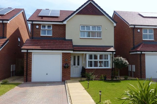 Thumbnail Detached house for sale in Chapel Way, Coppull