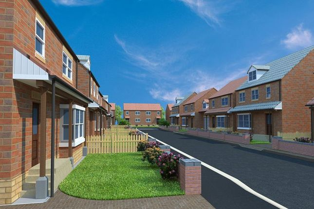 Thumbnail Detached house for sale in Alexandra Street, Thorne, Doncaster