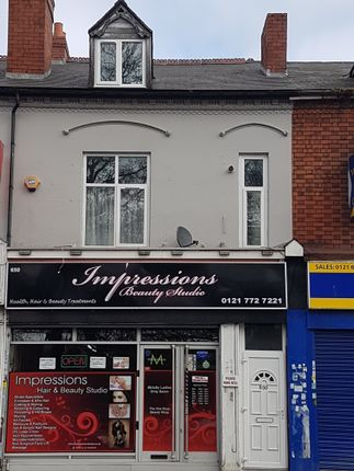 Thumbnail Retail premises to let in Coventry Rd, Birmingham