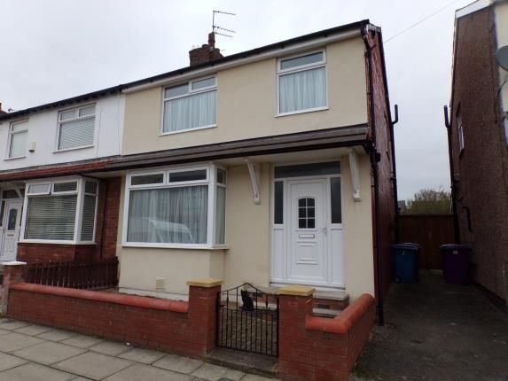 Thumbnail Semi-detached house for sale in Lynwood Road, Walton, Liverpool, Merseyside
