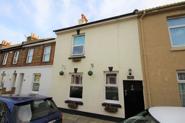 Thumbnail End terrace house for sale in College Road, Deal