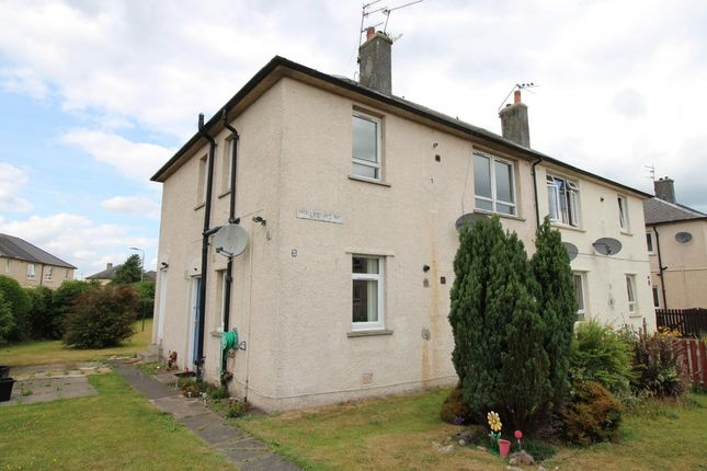 Thumbnail Flat to rent in Watling Avenue, Camelon