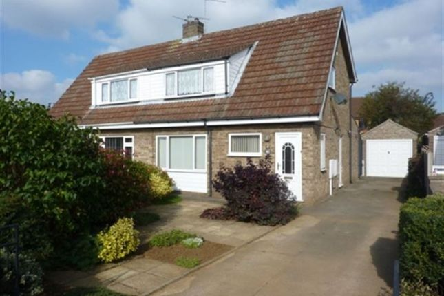 Thumbnail Property to rent in Durham Avenue, Sleaford, Lincs