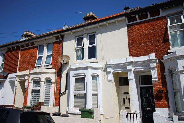 Thumbnail Property to rent in Bramshott Road, Southsea