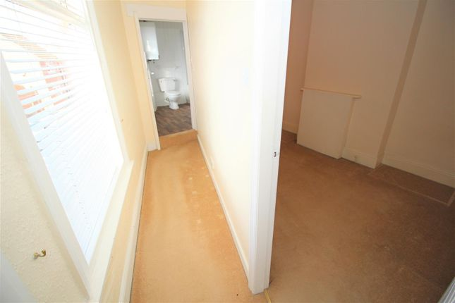Flat Hallway of Brookhill Street, Stapleford, Nottingham NG9
