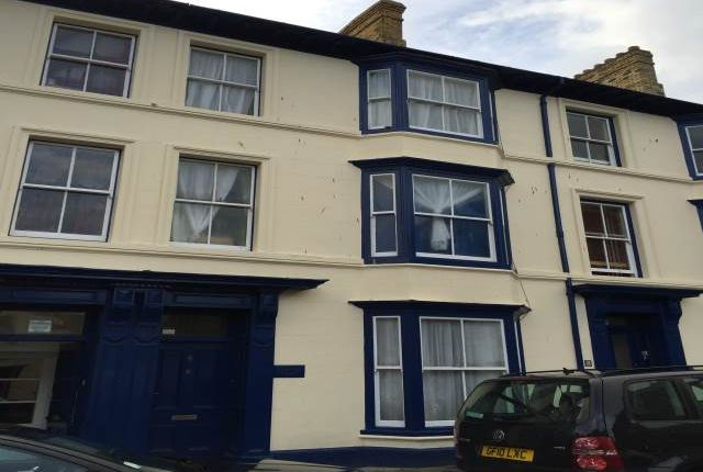 Thumbnail Shared accommodation to rent in 6 Baker Street, Aberstwyth, Ceredigion