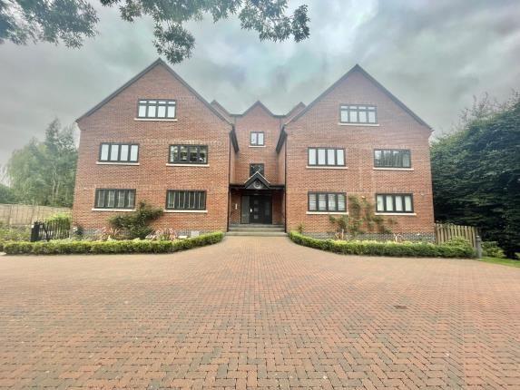 Thumbnail Flat for sale in The Par, 193 Evington Lane, Evington, Leicester