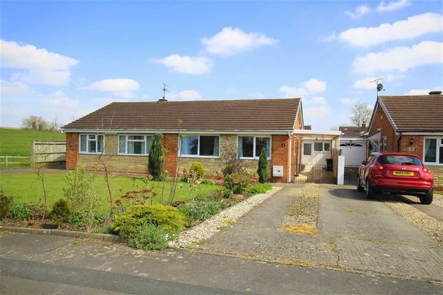 Thumbnail Semi-detached bungalow for sale in Gilling Way, Swindon, Wiltshire