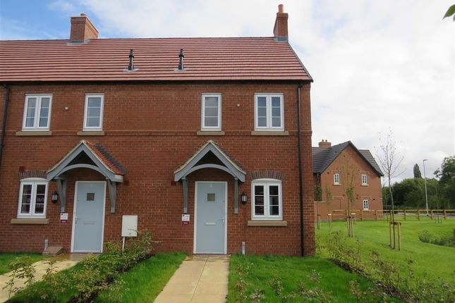 End terrace house for sale in Oakland Drive, Moira, Swadlincote